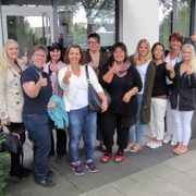 Teilnehmerinnen der HYPOXI-Lipödem Studie